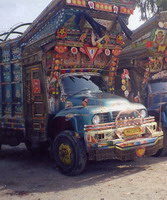 The Afghani version of trucks.