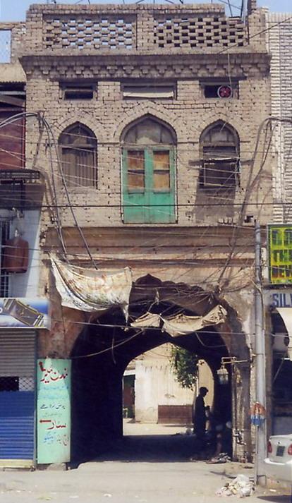Old building Peshawar