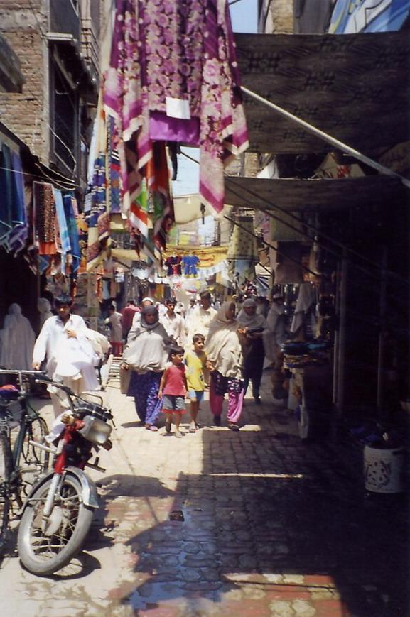 Bazaar, Peshawar