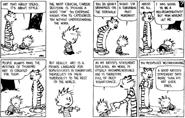 Calvin & Hobbes by Bill Watterson