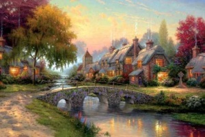 Kinkade- click for more info