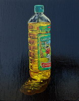 Spanish Olive Oil- Oils on panel 10 x 8 inches