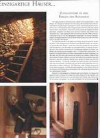 Villa magazine article about Paul Herman's house in the mountains, pg 5
