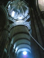 Santiago's main Cathedral where he (Saint James) is buried
